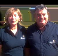 Patricia & Jean-Michel Barreteau - Camping Les Brillas - Pays de la Loire