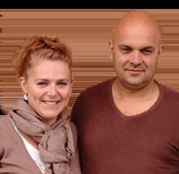 Carole & Eric Viriot - Camping La Buissière - Languedoc Roussillon