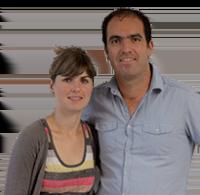 Sandrine & Sylvain Dubois - Camping Le Domaine de Kervallon - Bretagne