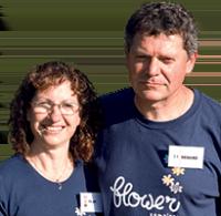 Gérard & Pilar Dufour - Camping Verte Vallée - Lorraine