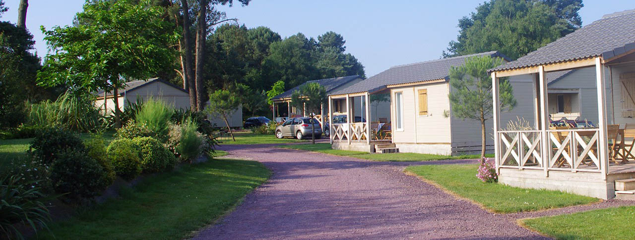 camping kervallon chalets