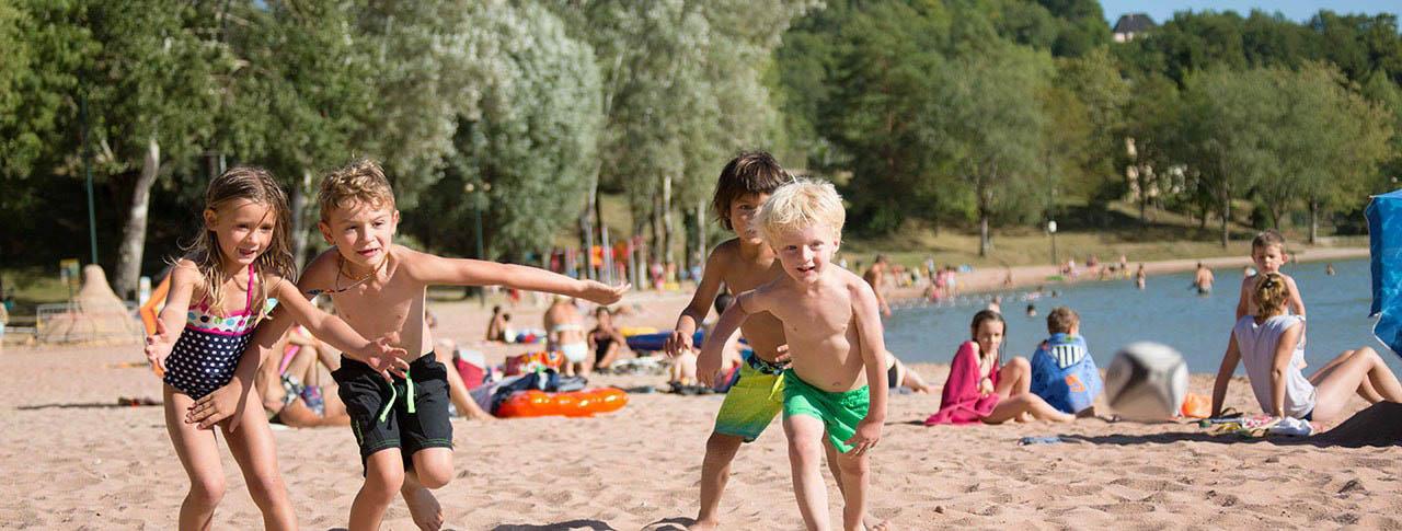 camping lac du causse lac corrèze