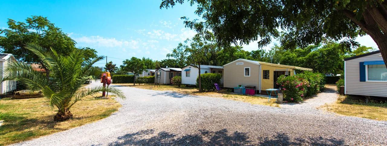 camping altea mobil homes