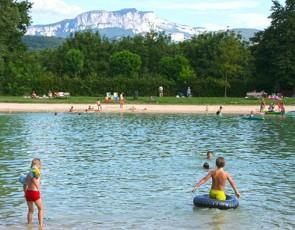 principale camping le lac du marandan