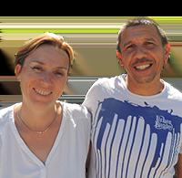 Fabienne & Alain Veyret - Camping Le Domaine de Gajan - Occitanie