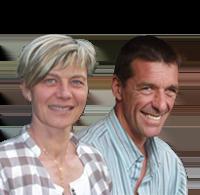 Patricia Capelli & Richard Uny - Camping Le Martinet - Franche Comté