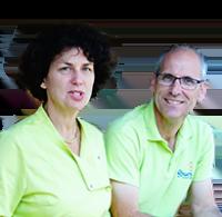 Claire et Michel Elizalde - Camping Le Médoc Bleu - Nouvelle Aquitaine