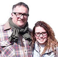 Stéphanie & Éric Lompre - Camping Les Vertes Feuilles - Picardie