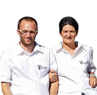 Patrice & Christelle Pichery - Camping Robinson - Languedoc Roussillon