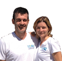 Pierre et Carole Campana - Camping La Rouillère - Provence Alpes Côte d'azur