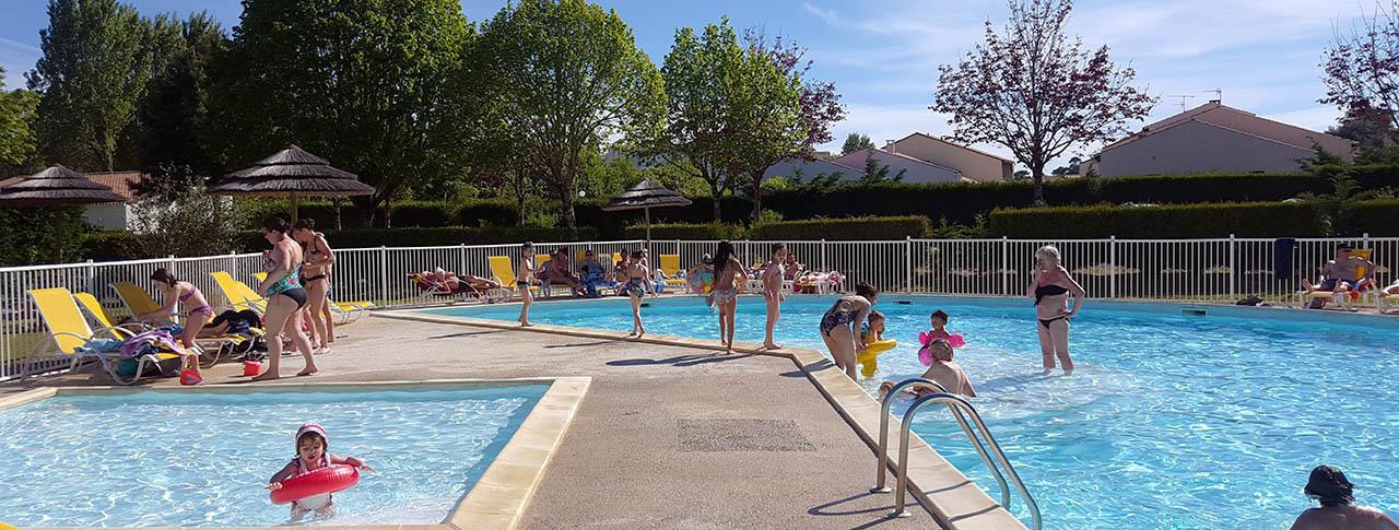 camping nauzan plage piscine