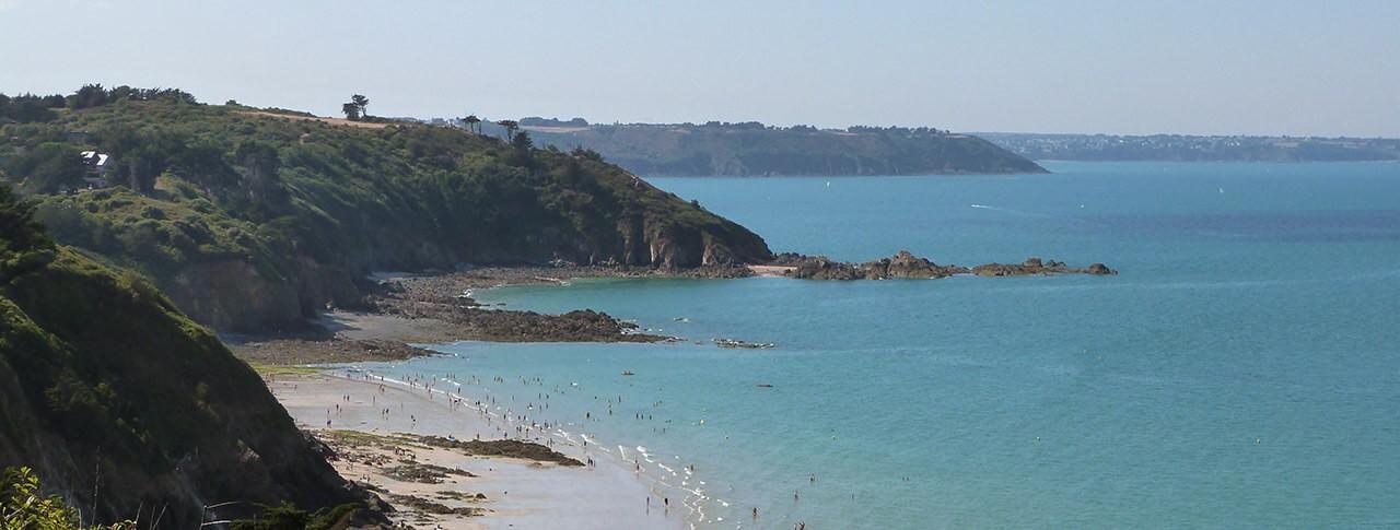 camping Des Vallées bord de mer Bretagne