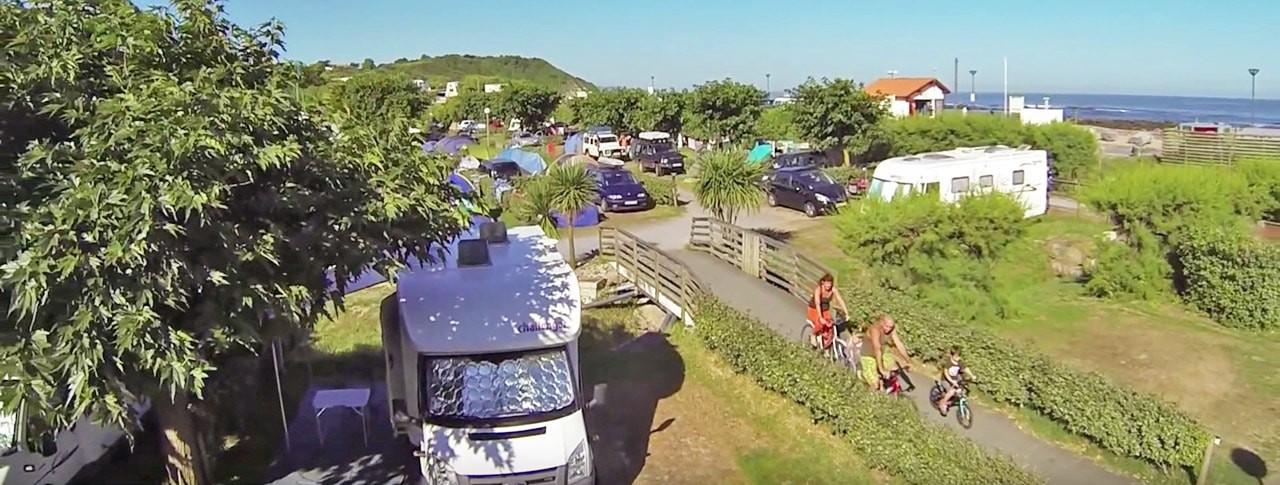 Camping Ferme Erromardie Saint Jean de Luz