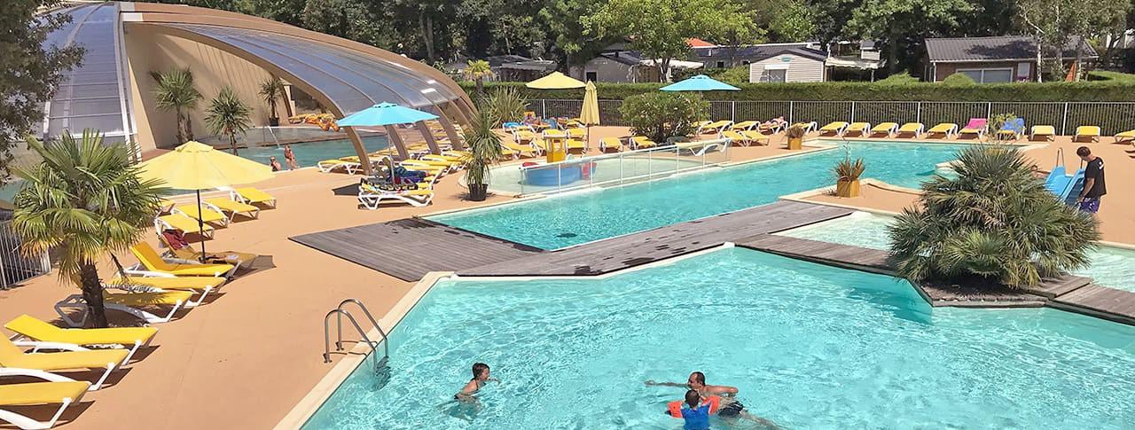camping Bimbo piscine couverte chauffée