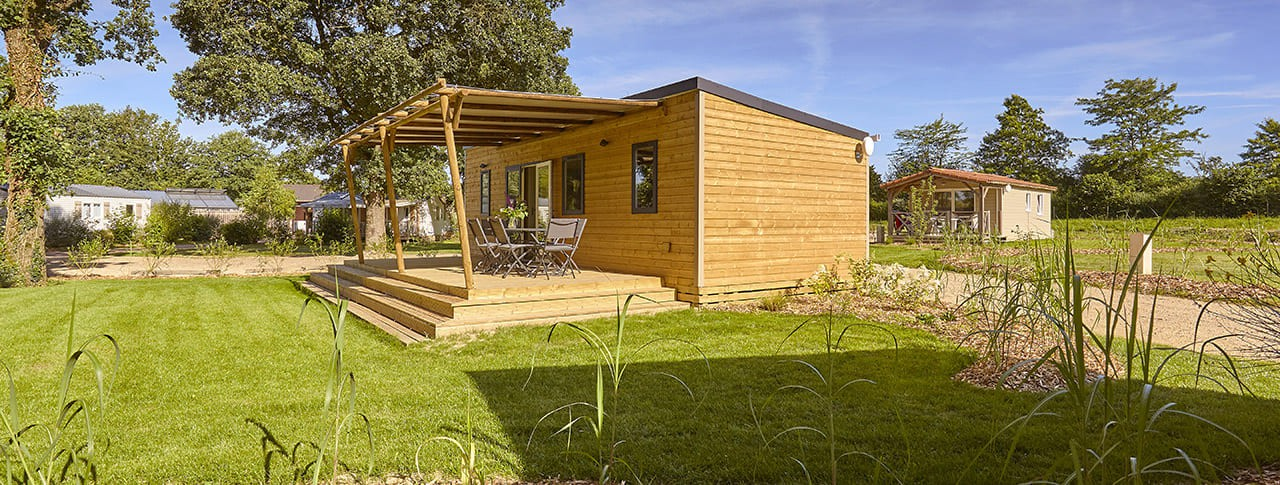 Mobil home & chalet Camping Lac de la Chausseliere
