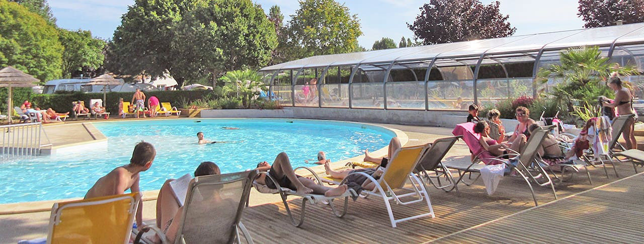 Camping Royan Piscine Couverte