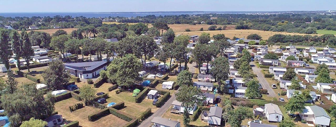 Camping Domaine de Pendruc Tregunc