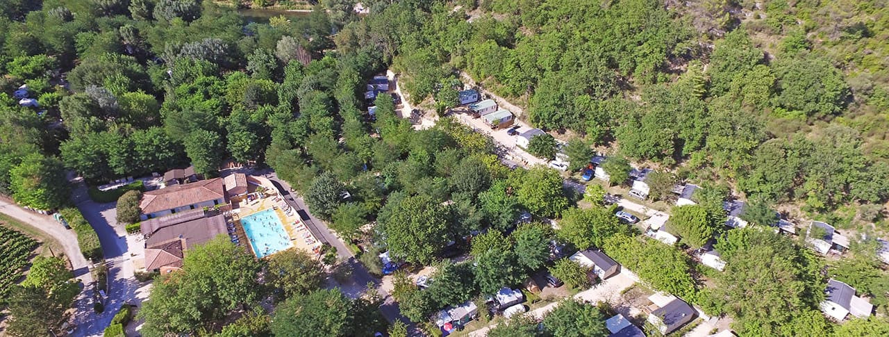 camping Le Saint Michelet Gard