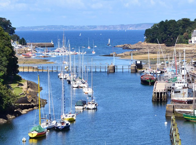 camping Kerleyou port Bretagne-2
