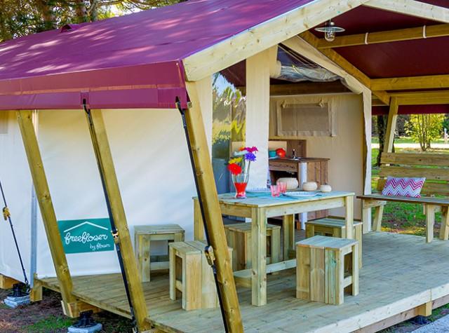 camping La Châtaigneraie Free Flower-2