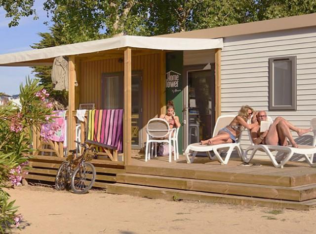 camping quiberon mobil home luxe-2