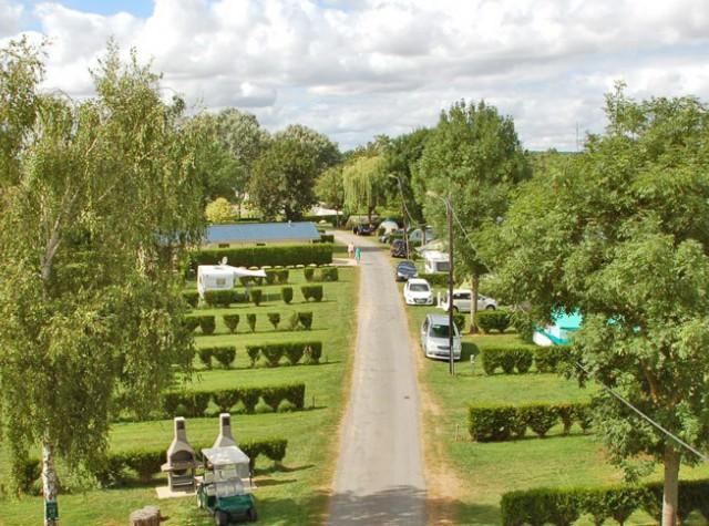 Camping L'Île des Trois Rois - Normandie