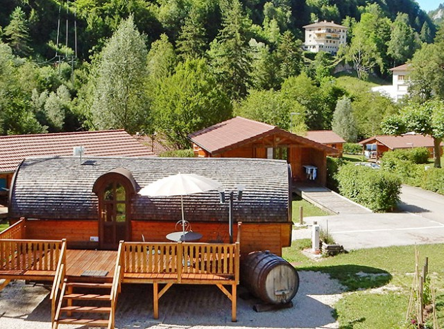 Camping Le Martinet - Bourgogne-Franche-Comté