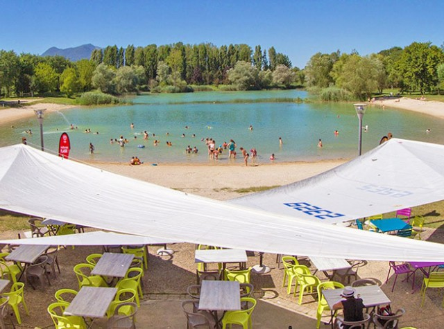 Camping Le Lac du Marandan - Auvergne-Rhône-Alpes