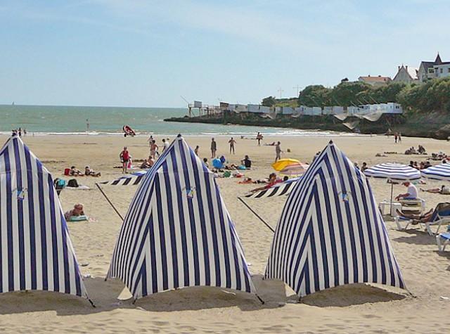 Camping Les Côtes de Saintonge plage-3