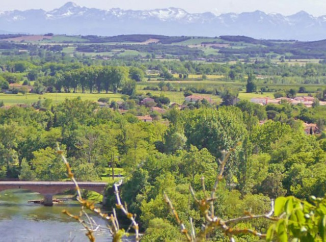 Camping Les Mijeannes rivière Ariège-2