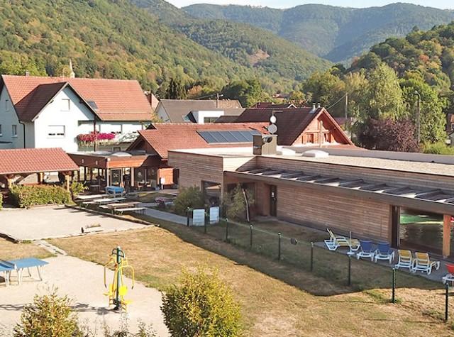Camping Les Bouleaux - Grand Est