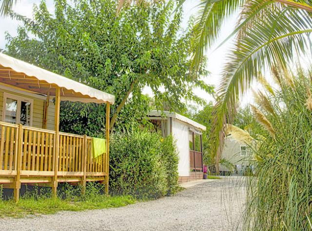 Camping Altéa Mobil-homes Vic La Guardiole-2