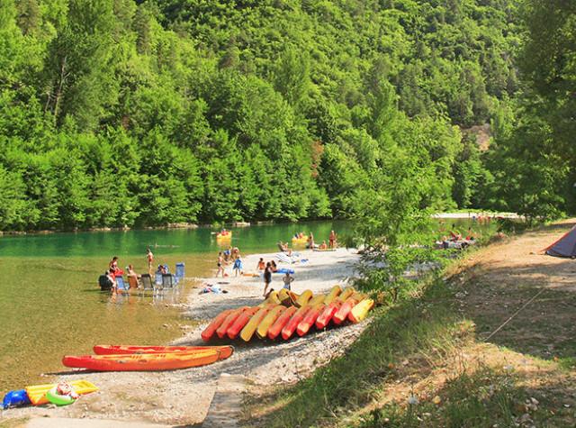 Camping Le Peyrelade - Occitanie