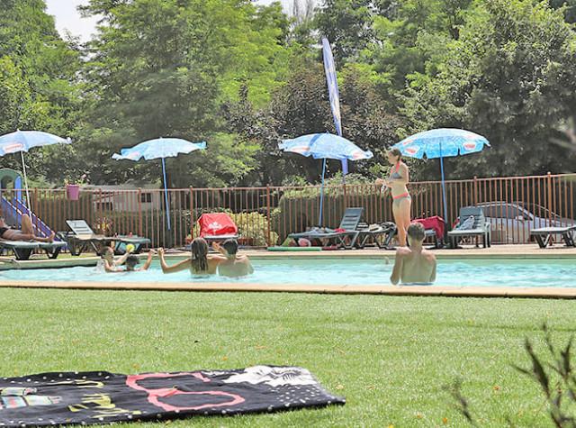 Camping Les Mijeannes - Occitanie
