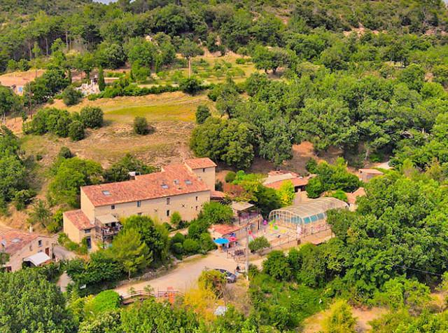 Camping La Beaume Esparron de Verdon-2