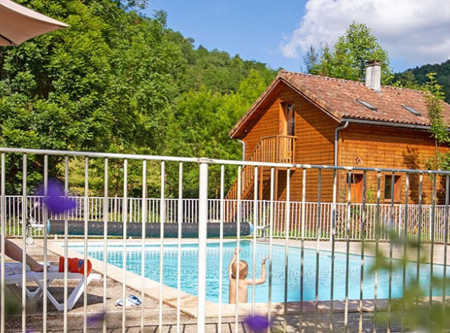 Camping L'Arize - Occitanie