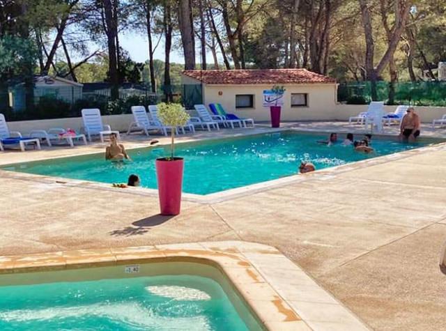 Camping Lou Paradou - Provence Alpes Côte d'azur
