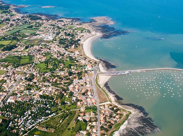 Camping La Guichardiere La Plaine sur Mer-3