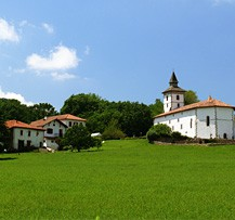 camping pays basque mer