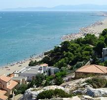 camping aude mediterranée leucate
