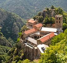 camping pyrenees orientales mediterrannée