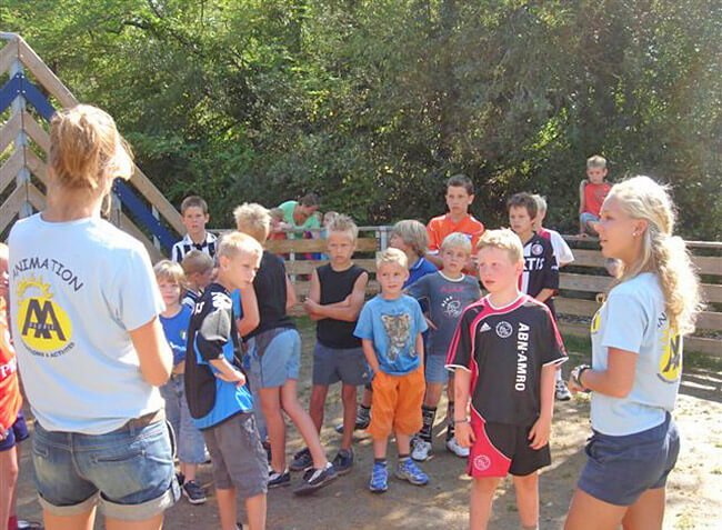 camping plan d eau animations club enfants-8