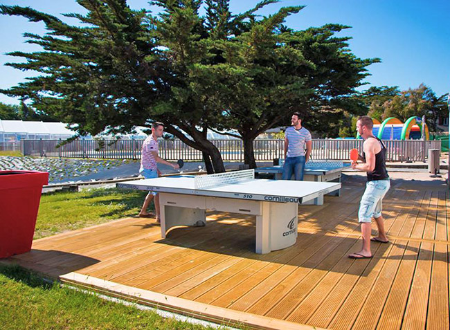camping Les Paludiers table de ping-pong-8