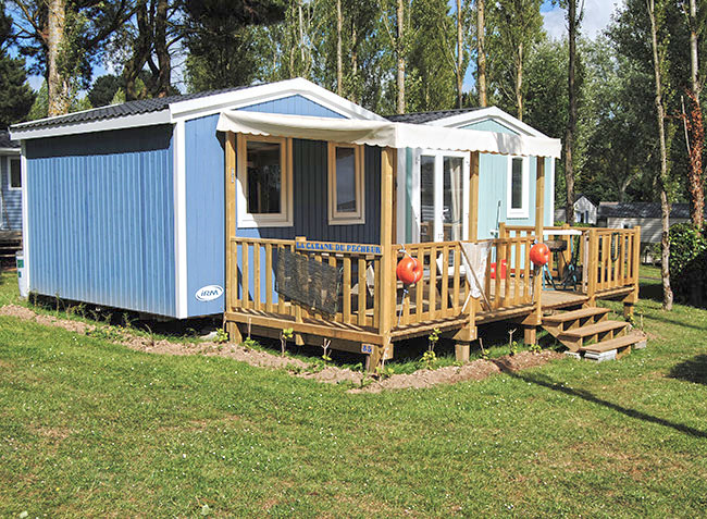 camping Les Capucines mobilhome-4